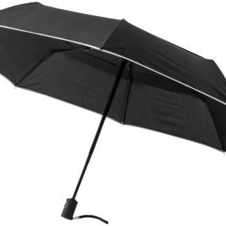 "21"" automatiskt 3-sektions paraply"