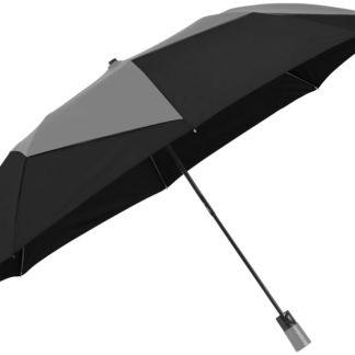 "23"" Pinwheel 2-sektions automatisk paraply"