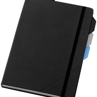 Alpha anteckningsbok med flikar