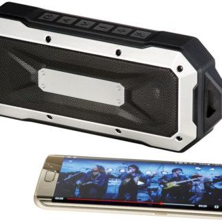 Boulder vattentät Bluetooth® högtalare för utomhusbruk