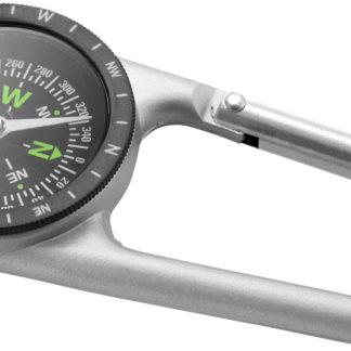Destiny kompass med karbinhake