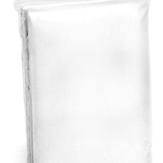 Engångsponcho transparent