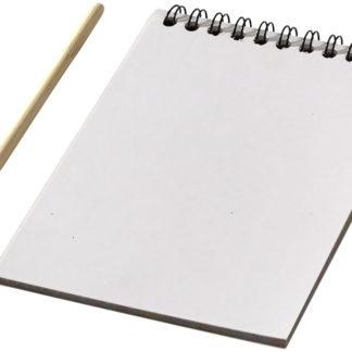 Färgglad skrapbok