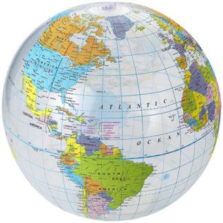 Globe badboll
