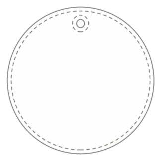 Hanger Cirkel ø50 mm