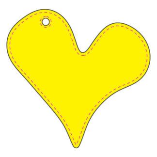Hanger Hjärta #2 60x58 mm