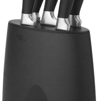 Knivblock med 5 knivar