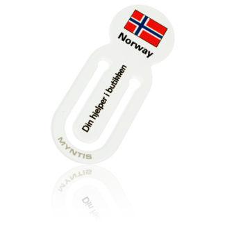 Kundvagnsmynt Kroken 10 SEK/1 EUR