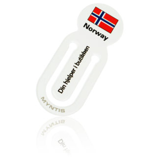 Kundvagnsmynt Myntis 5 SEK/10 NOK