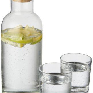 Lane karaff med glas