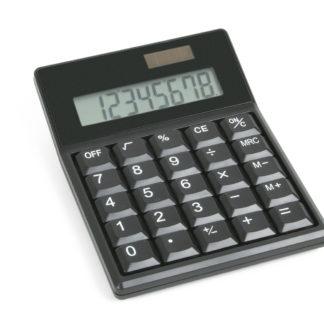 Miniräknare med PC-tangenter