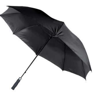 Paraply vindsäkert