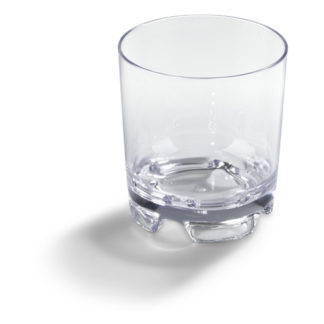 Plastglas Whiskey/Drink 25 cl