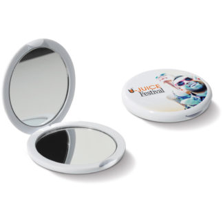 Platt Spegel