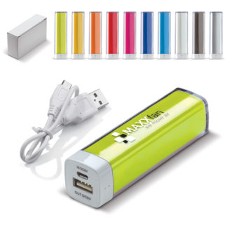 Powerbank sticker 2200MAH