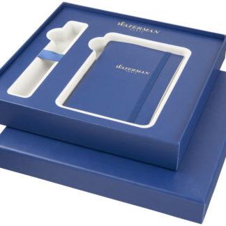 Presentkartong för 1 penna med anteckningsbok