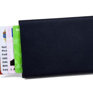 RFID Kortfodral med sedelklämma
