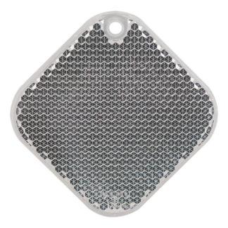 Reflexbricka Fyrkant 53x53 mm