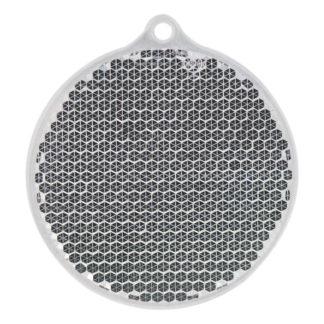 Reflexbricka Rund  Ø 55 mm