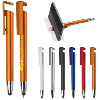 Reklampenna 3 In 1 Touch Pen