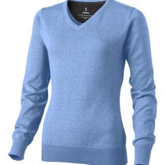 Spruce V-hals pullover dam
