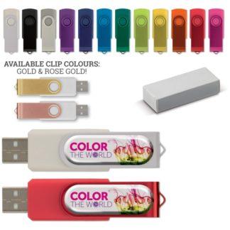 USB 3.0 16 GB- Twister/Doming