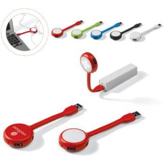 USB Boklampa
