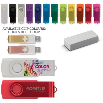 USB Flash Drive Twister 16GB