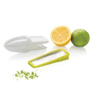 2 i 1 citrus zester och rivjärn