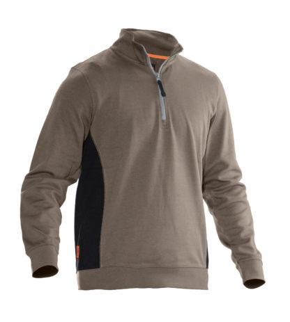 5401 Sweatshirt 1/2-zip