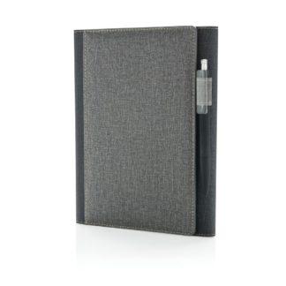 A5 Deluxe fodral för anteckningsbok