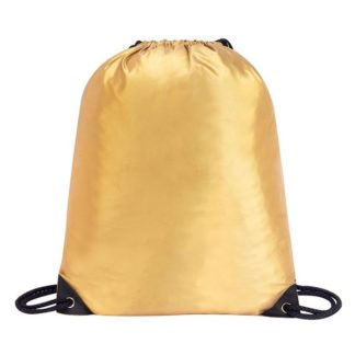 A_Gympapåse med tryck DRAWSTRING TOTE