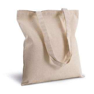 A_Kassar med tryck COTTON CANVAS SHOPPING BAG