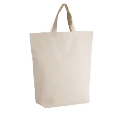 A_Kassar med tryck COTTON SHOPPING BAG
