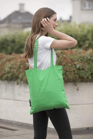 A_Kassar med tryck NEUTRAL SHOPPING BAG