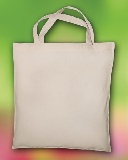 A_Kassar med tryck ORGANIC COTTON SHOPPER SH