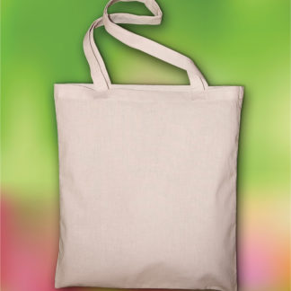 A_Kassar med tryck POPULAR ORGANIC COTTON SHOPPER LH