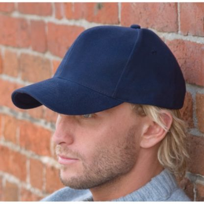 A_Kepsar med tryck COTTON CAP