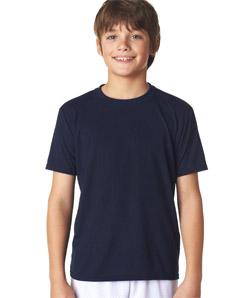 A_T-shirts med tryck 42000B