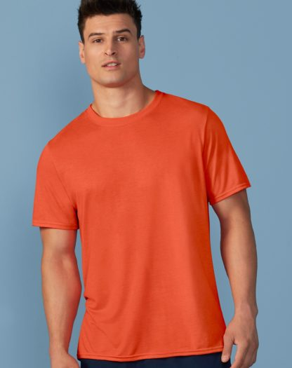 A_T-shirts med tryck 46000