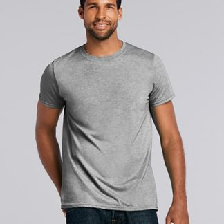 A_T-shirts med tryck 64000