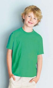 A_T-shirts med tryck 64000B
