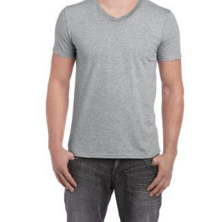 A_T-shirts med tryck 64V00