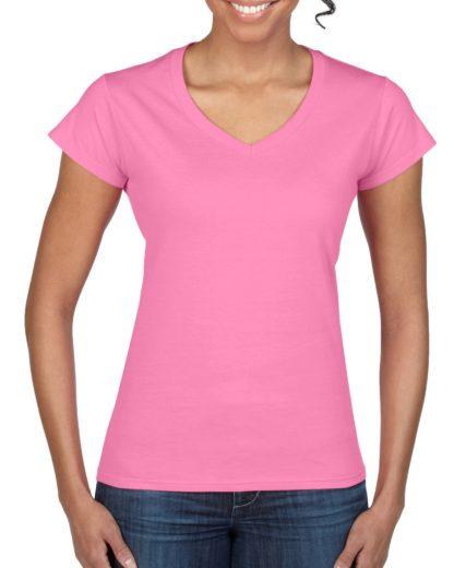 A_T-shirts med tryck 64V00L