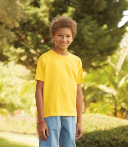 A_T-shirts med tryck SOFSPUN® T KIDS