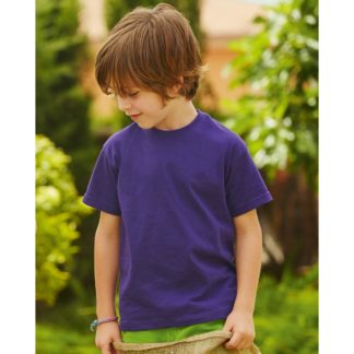 A_T-shirts med tryck VALUEWEIGHT T KIDS