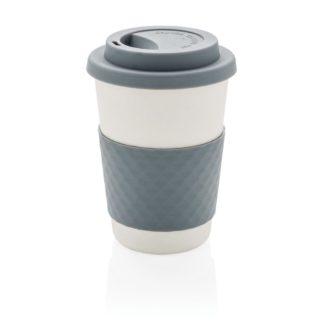 ECO Bambufiber kaffemugg
