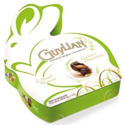 Easter Bunny med belgiska chokladpraliner