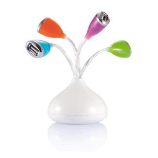 Flower USB hubb