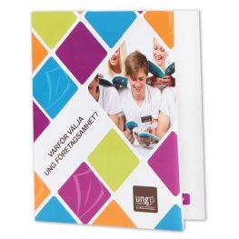 Folder 105x297 mm